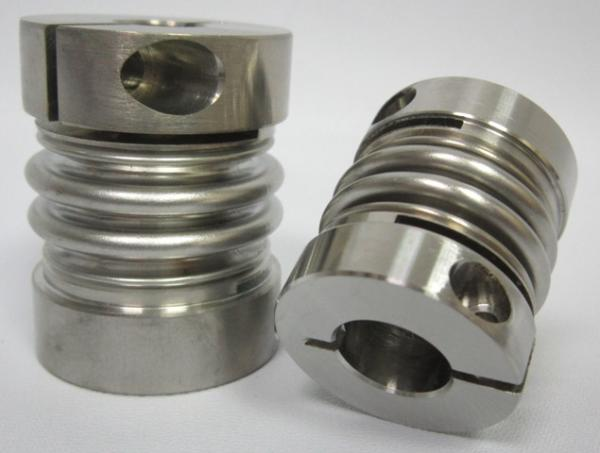 Bellows Couplings/ Flexible Bellows Couplings/Shaft Bellows Couplings