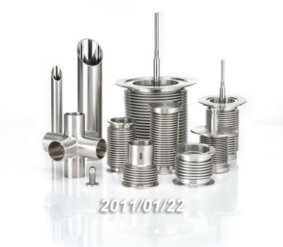 Ultra High Vacuum Products / UHV Products / HV Products