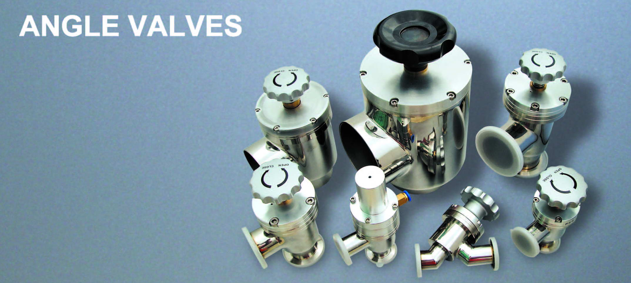 Ultra High Vacuum Valves / UHV Valves / High Vacuum Valves