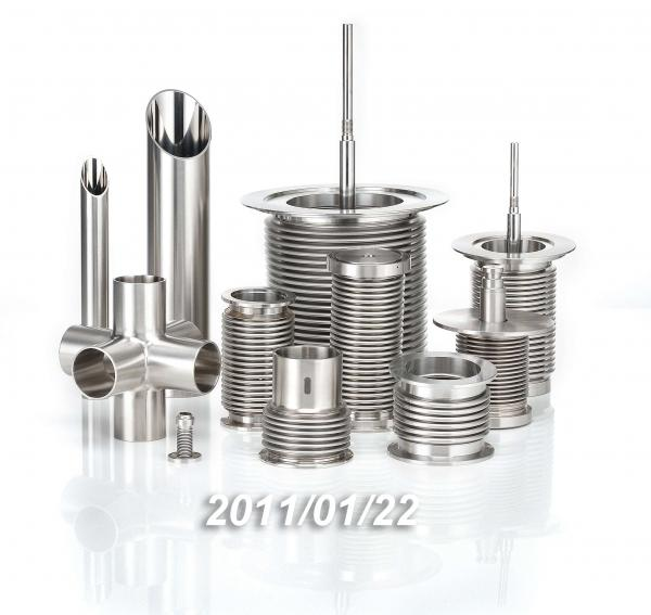 Vacuum Components, Stainless Steel Vacuum Fittings, Custom Vacuum Components